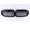 Gloss For E90 E91 Black Front Kidney Grill Grilles For BMW Sedan 2005-2008 4D